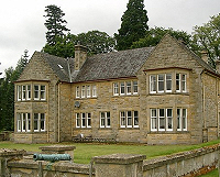 Moy Hall Inverness-shire, Scotland