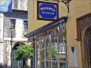 Bridewell Museum, Norwich