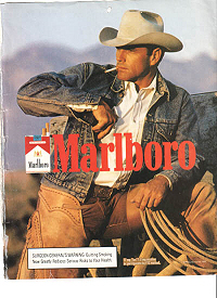 Buffalo plaid marlboro