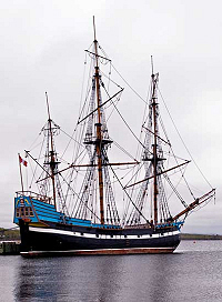 The Ship Hector