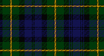 The Gordon tartan