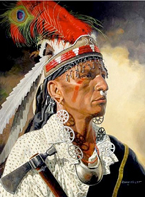 Shawnee Indian