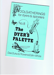 No. 8 The Dyer's Palette