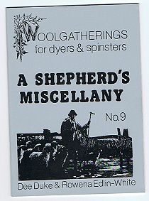 No. 9 A Shepherd's Miscellany