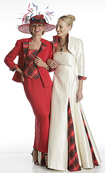 Scottish Clothing Designers | Scottish Weddings Scottish Tartans Authority