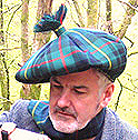 Burns Bunnet - reintrocuction of the old wide brimmed beret worn around the time of Robert Burns.