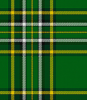 The Irish National tartan.