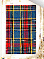 Macbeth tartan page from Clans originaux