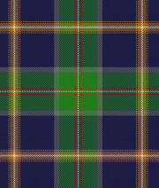 The O'Mahoney tartan