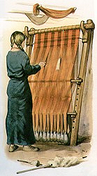 Celtic loom
